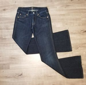 7 For All Mankind 'A'-Pocket Jeans